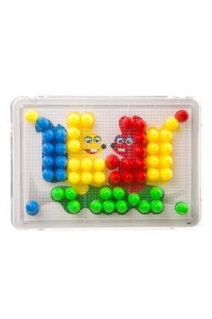 Мозаика для малышей BONDIBON. Цвет: разноцветный