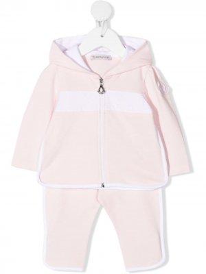 Спортивный костюм Moncler Enfant. Цвет: розовый