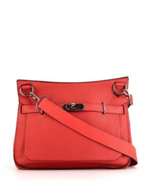 Сумка через плечо Jypsiere pre-owned Hermès. Цвет: розовый