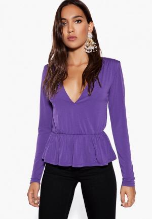 Блуза Ivyrevel. Цвет: фиолетовый